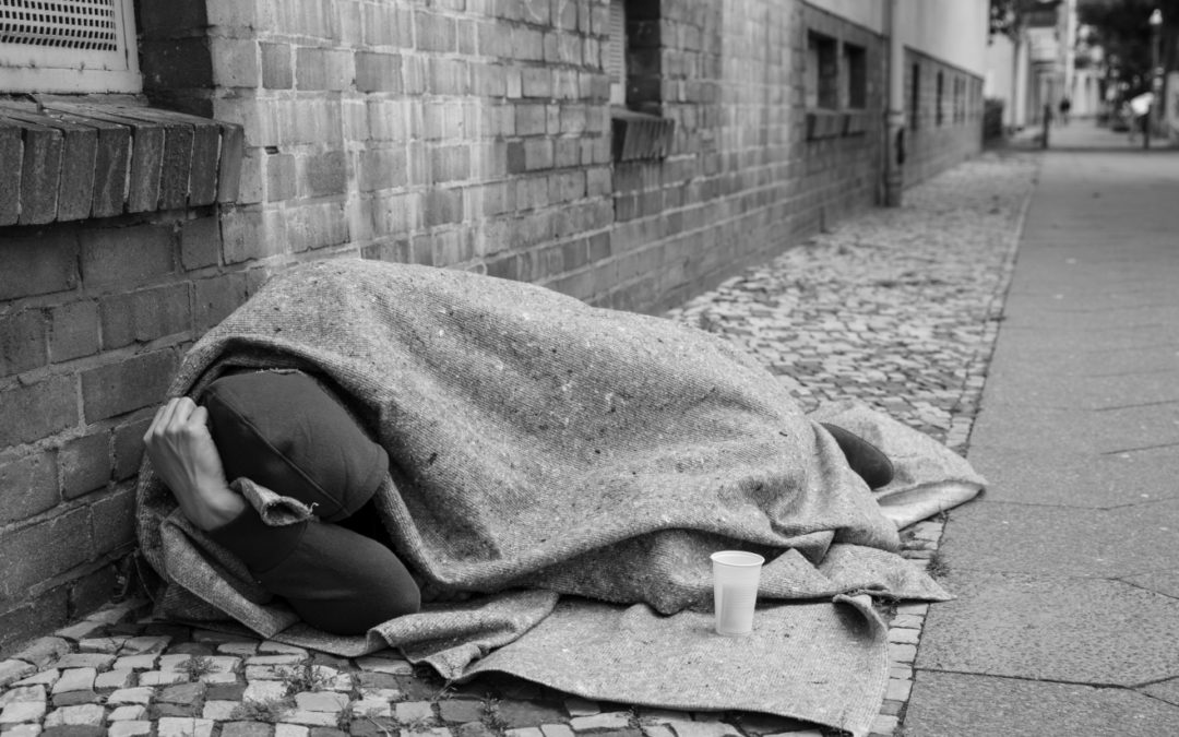 February 2020 Debate – There is no excuse for homelessness